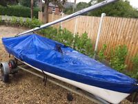 Laser 2 Sailing Dinghy - Ready to Go!!