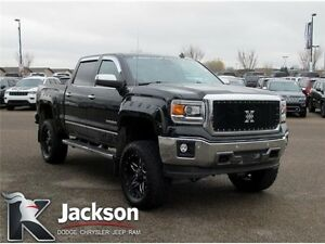 2014 GMC Sierra 1500 SLT - LIFT, Heated/Cooled Leather, NAV!