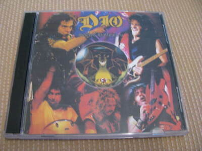 DIO-SACRED HALLOWEEN- LIVE USA 1985 ULTRA RARE SPECIAL PROMO 2CD LIMITED TO 100 - Halloween Usa Promo