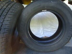 P225/60/R16 snow tires without rims Kawartha Lakes Peterborough Area image 1