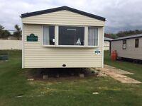 Private sale static caravan Somerset Coast
