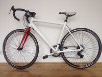 Road bike in good riding order