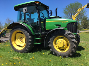 2012 JOHN DEERE 5075M - CAB TRACTOR - 75 HP - NO TAX - LOW PRICE