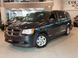 2013 Dodge Grand Caravan SE/SXT-1 OWNER-FULL STOW N GO-CERTIFIED