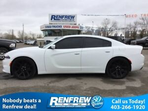 2017 Dodge Charger SXT - 22 's, Sunroof, Heated Seats, Bluetooth