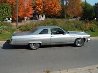 """BIG AND BEAUTIFUL """"RARE"""" 1976 BUICK LIMITED COUPE"""