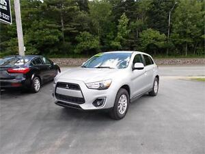 2013 MITSUBISHI RVR 4WD...LOADED!!! LOTS OF WARRANTY LEFT!!!