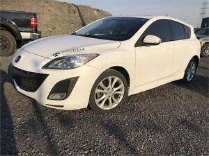 2010 Mazda Mazda3 GT 6 vitesse GARANTIE 1 AN FINANCEMENT DISPON