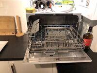 Worktop dishwasher