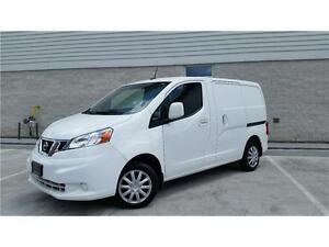 2013 Nissan NV200 SV-NAVIGATION-BACK UP CAMERA