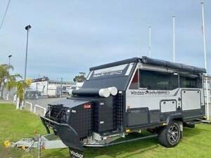 2018 Windsor Hybrid H390XC Rockingham Rockingham Area Preview