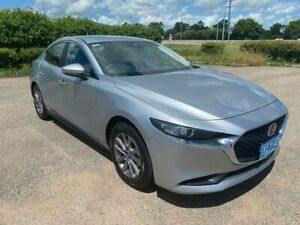 2019 Mazda 3 BP Series G20 Pure Silver Sports Automatic Garbutt Townsville City Preview