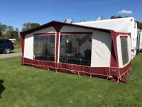 Bradcot classic caravan awning size 900 with annex