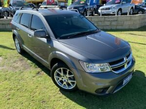 2012 Dodge Journey JC MY12 R/T Grey 6 Speed Automatic Wagon