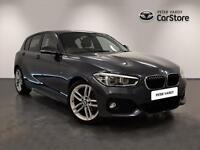2015 BMW 1 SERIES HATCHBACK