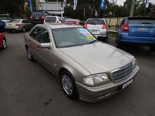 1998 Mercedes-Benz C200 W202 Classic Gold 5 Speed Automatic Sedan Waratah Newcastle Area Preview