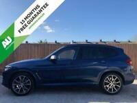 2019 68 BMW X3 3.0 M40I 5D 356 BHP