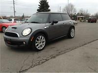 2008 MINI COOPER S|NAVI|PANO|LEATHER|CLEANCARPROOF|ONE OWNER