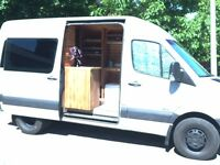 Mercedes Sprinter 3500 Campeur