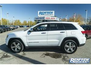 2015 Jeep Grand Cherokee Limited V6 Cylinder Engine 3.6L