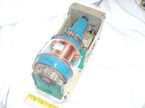 Jennings UCSXF-1200-15S, Vacuum Capacitor, 15KV, Variable, 70A-RF, Motorized