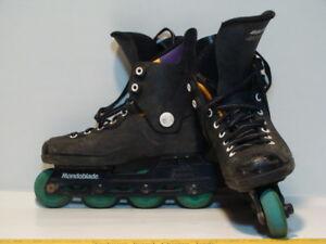 Bauer Mondoblade rollerblades