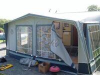Isabella ambassador caravan awning swift elddis bailey