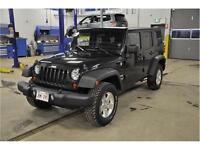 2011 Jeep Wrangler Unlimited Sport MANUAL