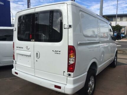 2016 LDV V80 Low Roof SWB White 5 Speed Manual Van