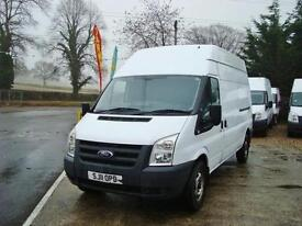 2011 FORD TRANSIT 2.4 TDCi 350 LWB High Roof Duratorq