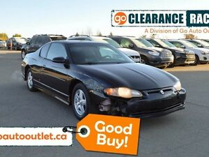 2003 Chevrolet Monte Carlo SS 2dr Coupe