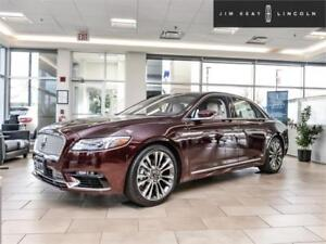 2017 Lincoln Continental Select-$208.58 /Wk