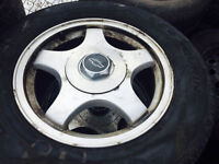 225/60/16 all weather tire call @ 4039033044