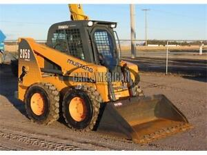 2013 MUSTANG 2056 II SKID STEER LOADER