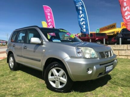 2007 Nissan X-Trail T30 II MY06 ST-S Silver 4 Speed Automatic Wagon Wangara Wanneroo Area Preview