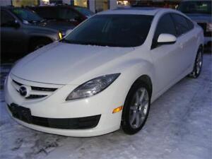 2010 Mazda Mazda6 GS loaded and  (( Sunroof ))