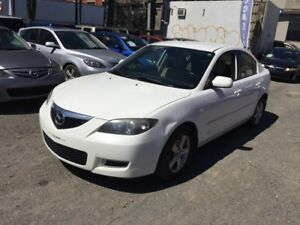 2008 Mazda Mazda3 GX *Disponibilité limitée*