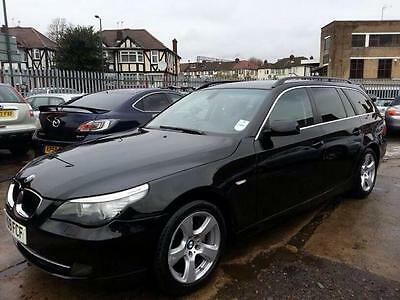 2009 BMW 5 SERIES  ALL PARTS AVAILABLE FOR BREAKING