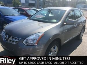 2012 Nissan Rogue S STARTING AT $112.30 BI-WEEKLY