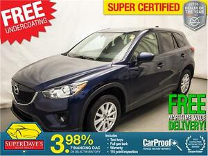 2013 Mazda CX-5 GS AWD *Warranty*