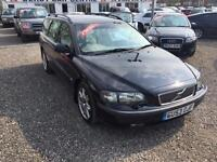 2003 VOLVO V70 2.4 D5 SE AUTOMATIC DIESEL ESTATE