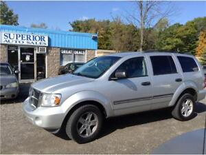 2007 Dodge Durango SLT Fully Certified! No Accidents!