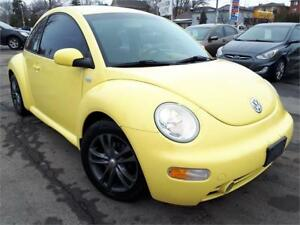 2003 Volkswagen New Beetle GLS *Clean Carproof*