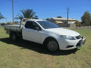 2010 Ford Falcon FG (LPG) 4 Speed Auto Seq Sportshift Utility