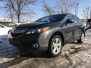 2013 Acura RDX-FULL-AUTOMATIQUE-MAGS-CUIR-TOIT OUVRANT
