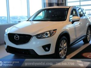 2013 Mazda CX-5 GT: LEATHER, NAVIGATION, SUNROOF, AWD
