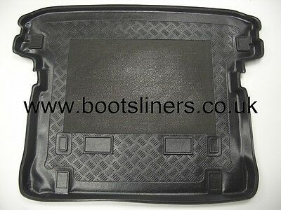 MITSUBISHI SHOGUN  2007 ONWARDS Boot liner 192314