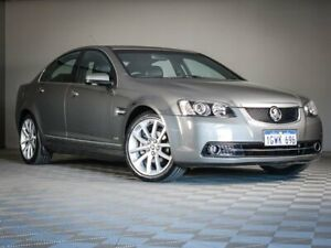 2012 Holden Calais VE Series II V Grey Sports Automatic Maddington Gosnells Area Preview