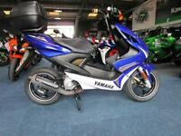 Yamaha Aerox by J&S Accessories Ltd, Oakmere, Cheshire