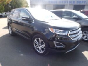 2017 Ford Edge Titanium AWD LEATHER